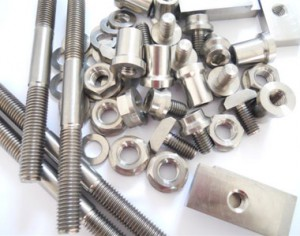 Titanium Bolt & Screw