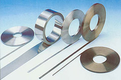 Soft Magnetic Alloy Strip
