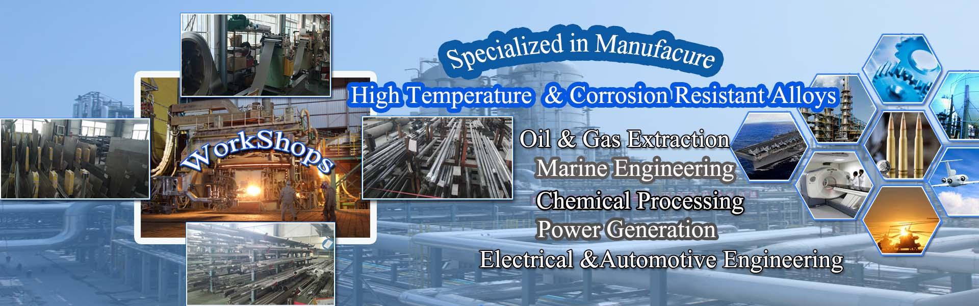 high temperature alloy supplier