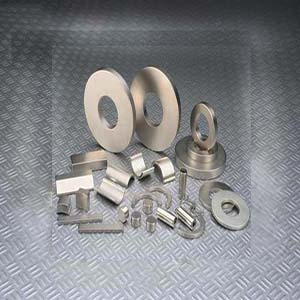 -Soft Magnetic Parts-  Permalloy Core and Fittings
