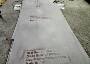 Hastelloy G30 Plate/Hastelloy G30 Sheet