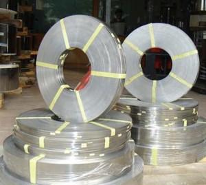 Permalloy 1J79 strip/ Permalloy Strip/Soft Magnetic Strip