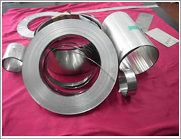 Permalloy Strip/1J85 Strip/Permalloy Alloy strip