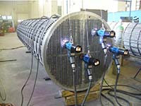 Tube Sheet For Heat Exchangers