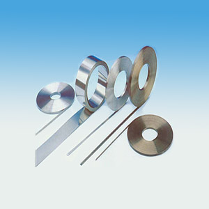 ---Strip & Tape---                  Nickel  Based Alloy Strips